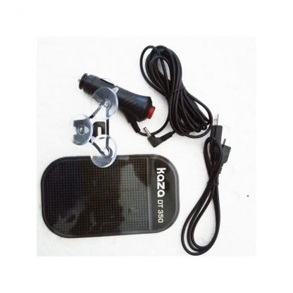 Kit de Accesorios para Detectores de Radar Kaza DT310/350/380