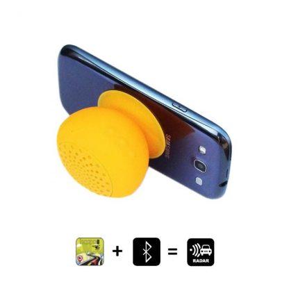 Champi Handsfree and Bluetooth Media Player