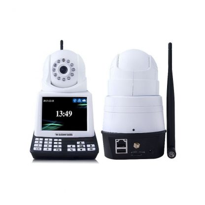 IP Camera with alarm and Videoconferencing ALERTACAM Family P2P WiFi