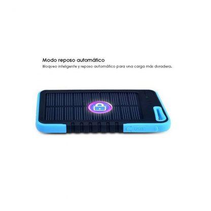 Cargador solar portátil iSUn