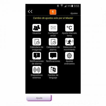 Alertacam 3G Total Security Alarm with Images