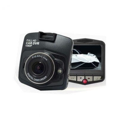Front and Rear Camera (15 m) for Vehicles Dashcam CDP 900 with Parking Surveillance by hits