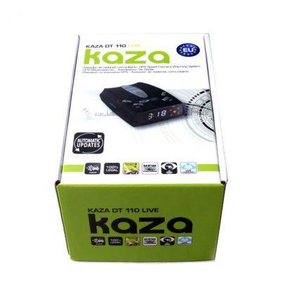 Avisador de radares Kaza DT 110 LIVE