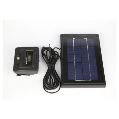 Kit Alimentación Solar WILDSOLAR Modelo: S6-3W