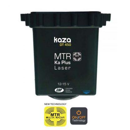 Antena Detectora de Radares Kaza DT450 MTR