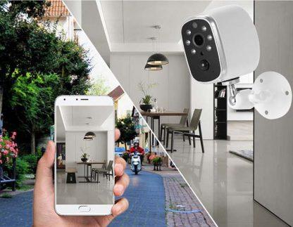 Cámara IP CDP-BC1 wireless con batería y sensor PIR-3