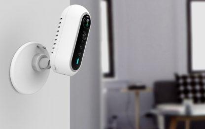Camara IP Wifi CDP-T7 con sensor PIR y gran angular-1