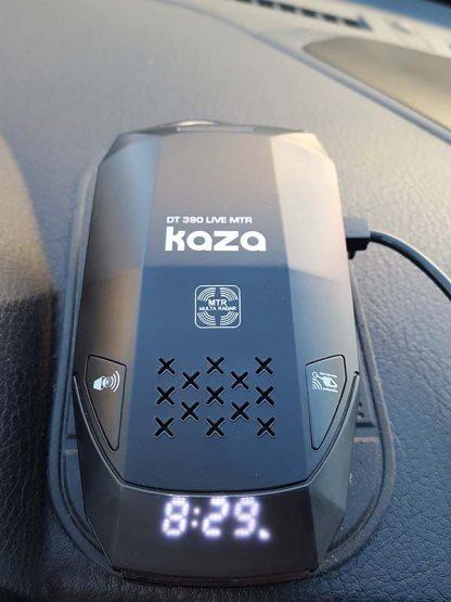 Detector y Avisador de Radares Internacional Kaza DT 390 LIVE MTR_1