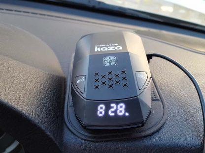 Detector y Avisador de Radares Internacional Kaza DT 390 LIVE MTR_2
