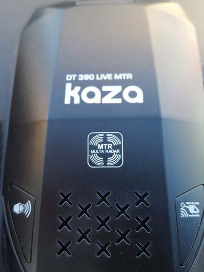 Detector y Avisador de Radares Internacional Kaza DT 390 LIVE MTR_3