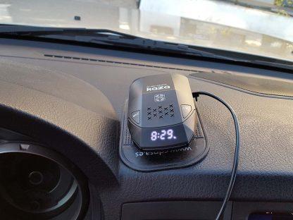 Detector y Avisador de Radares Internacional Kaza DT 390 LIVE MTR_4