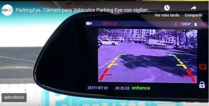 Parking Eye camara Trasera