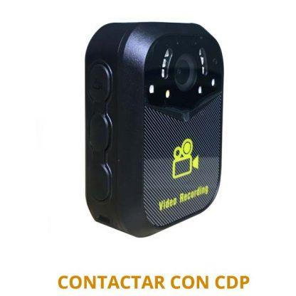 NVS2 Cámara policial con GPS y Wifi