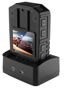 NVS4 Cámara policial con GPS y Wifi