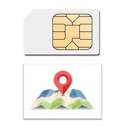 Tarjeta de datos Kaza-SIM