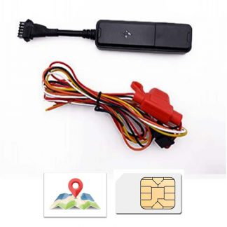 Mini localizador gps para vehículos CDPFM02 (plug and play)