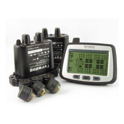 Monitor de presión Tyredog TD2000A-X para vehículos pesados