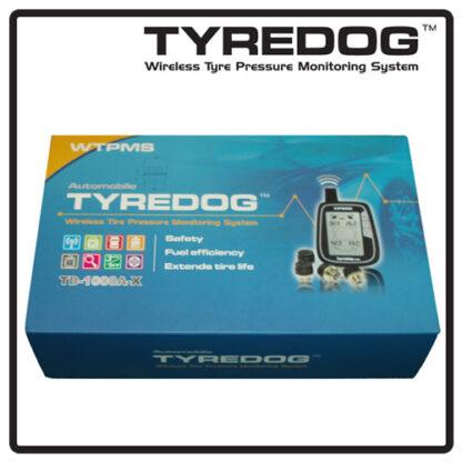 Monitor de presión de neumáticos profesional TD1000A