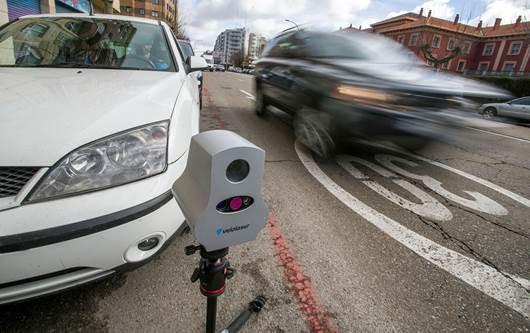La DGT aumenta la vigilancia sobre el cumplimiento de los límites de velocidad